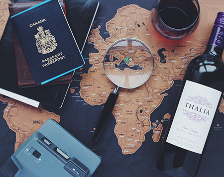 护照通行全球