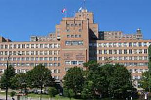 蒙特利尔犹太总医院